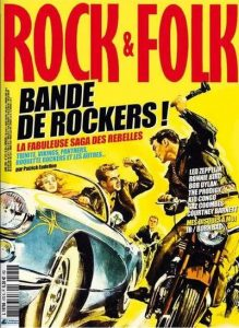 Rock et Folk N°572 - Avril 2015