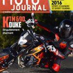 Moto Journal - Mars 2016