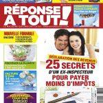 Réponse À Tout ! N°311 - Mai 2016