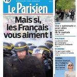 Le Parisien + Journal De Paris Du Mercredi 18 Mai 2016