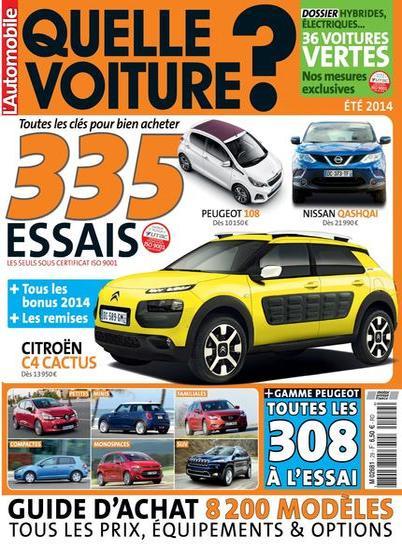 L'Automobile Magazine Hors Série N°52 – Été 2014