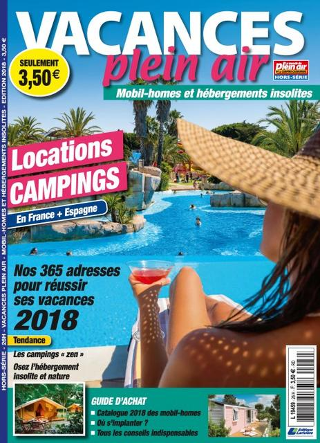 Le Monde Du Plein Air Hors Série N°26 – Vacances 2018