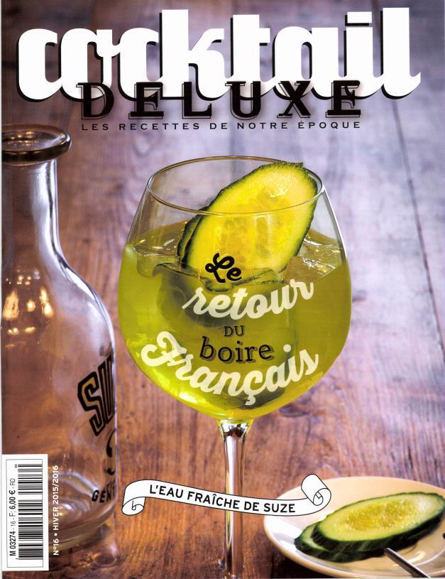 Cocktail Deluxe N°16 – Hiver 2016
