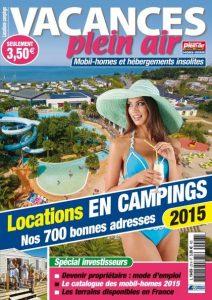 Le Monde du Plein-Air Hors Série Vacances N°23 - Saison 2015