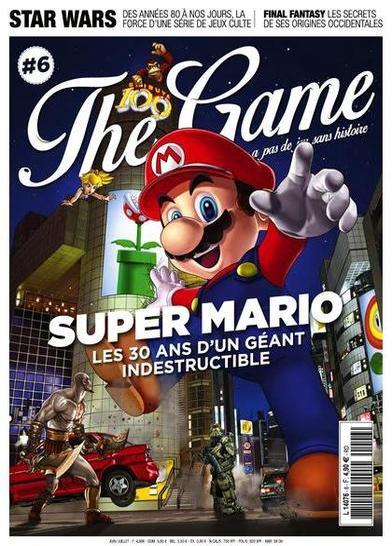 The Game N°6 – Juin-Juillet 2015