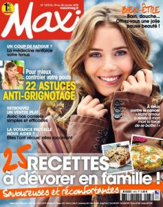 Maxi N°1473 Du 19 au 25 Janvier 2015