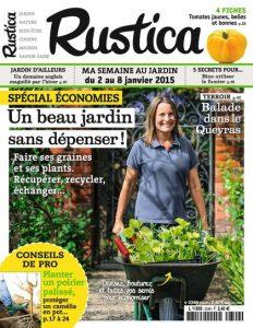 Rustica N°2349 Du 2 Janvier 2015