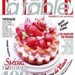 Elle à Table N°100 - Mai-Juin 2015