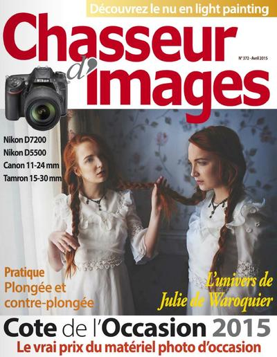 Chasseur d'Images N°372 – Avril 2015