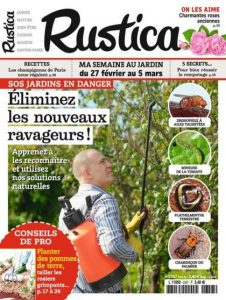 Rustica N°2357 Du 27 Février au 5 Mars 2015