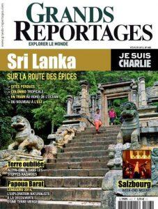 Grands Reportages N°403 - Février 2015