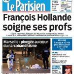 Le Parisien + Journal De Paris Du Lundi 2 Mai 2016