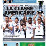 L'Equipe Du Dimanche 2 Aout 2015