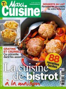 Maxi Cuisine N°96 - Mars 2015