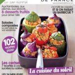 Cuisine et Vins de France N°164 - Juin-Juillet 2015