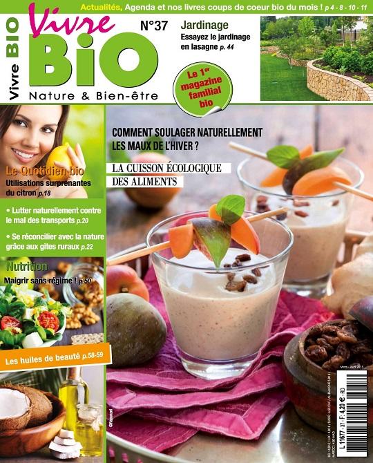 Vivre Bio N°37 – Mars-Avril 2015