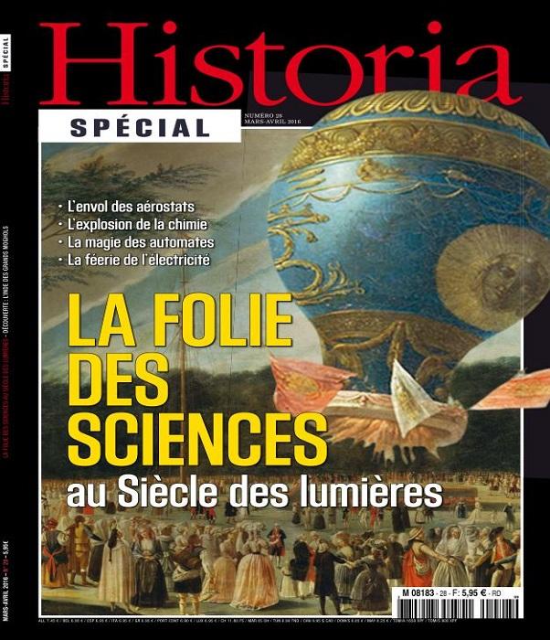 Historia Spécial N°28 – Mars-Avril 2016