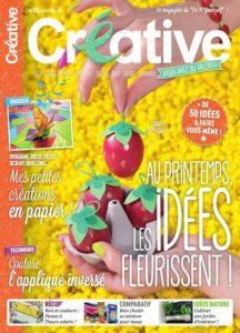 Créative N°22 - Mars-Avril 2015