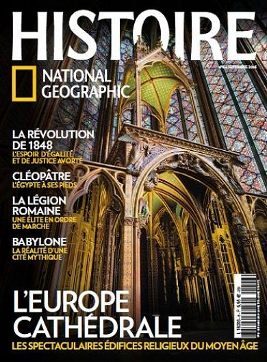 Histoire National Geographic N°6