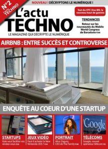 L'Actu Techno N°2 - Avril 2015