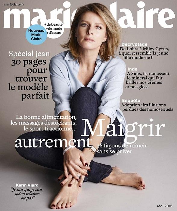 Marie Claire N°765 – Mai 2016