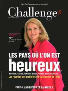 Challenges N°418 Du 29 Janvier au 4 Février 2015
