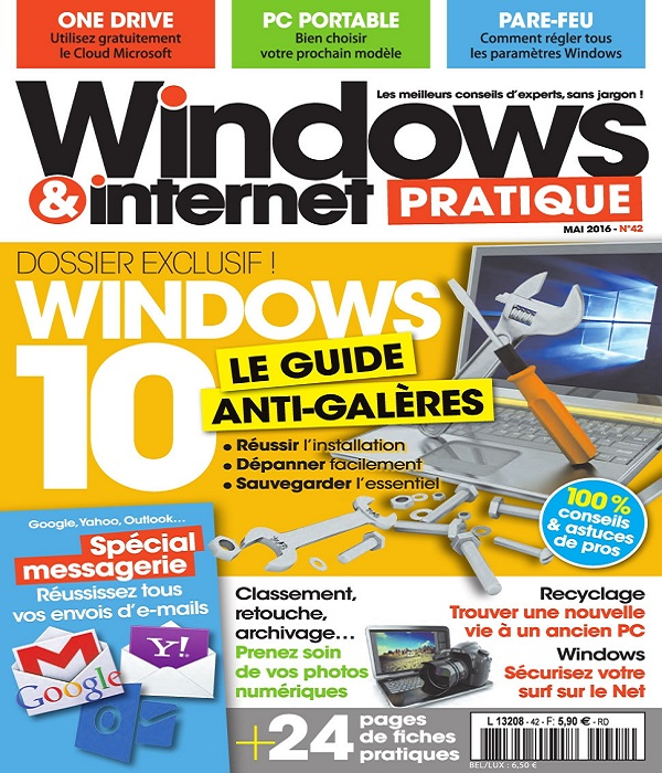 Windows et Internet Pratique N°42 – Mai 2016