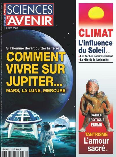 Sciences et Avenir N°737