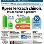 Investir N°2173 Du 29 Aout Au 04 Septembre 2015