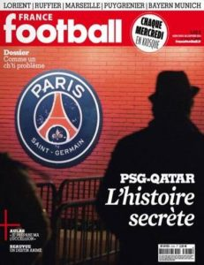 France Football N°3590 du Mardi 27 Janvier 2015