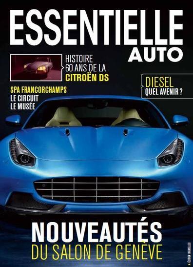 Essentielle Auto – Mars 2015
