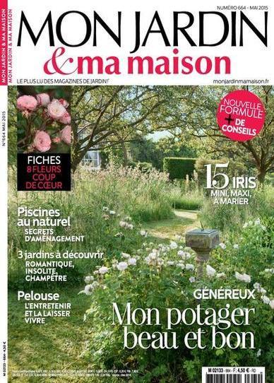 Mon Jardin et Ma Maison N°664 – Mai 2015