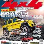 4x4 Magazine N°404 - Avril-Mai 2015