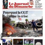 Le Journal Du Dimanche N°3619 Du 22 Mai 2016