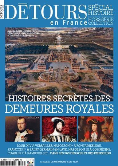 Détours en France Hors Série Collection N°3