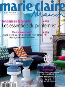 Marie Claire Maison N°496 - Avril 2015