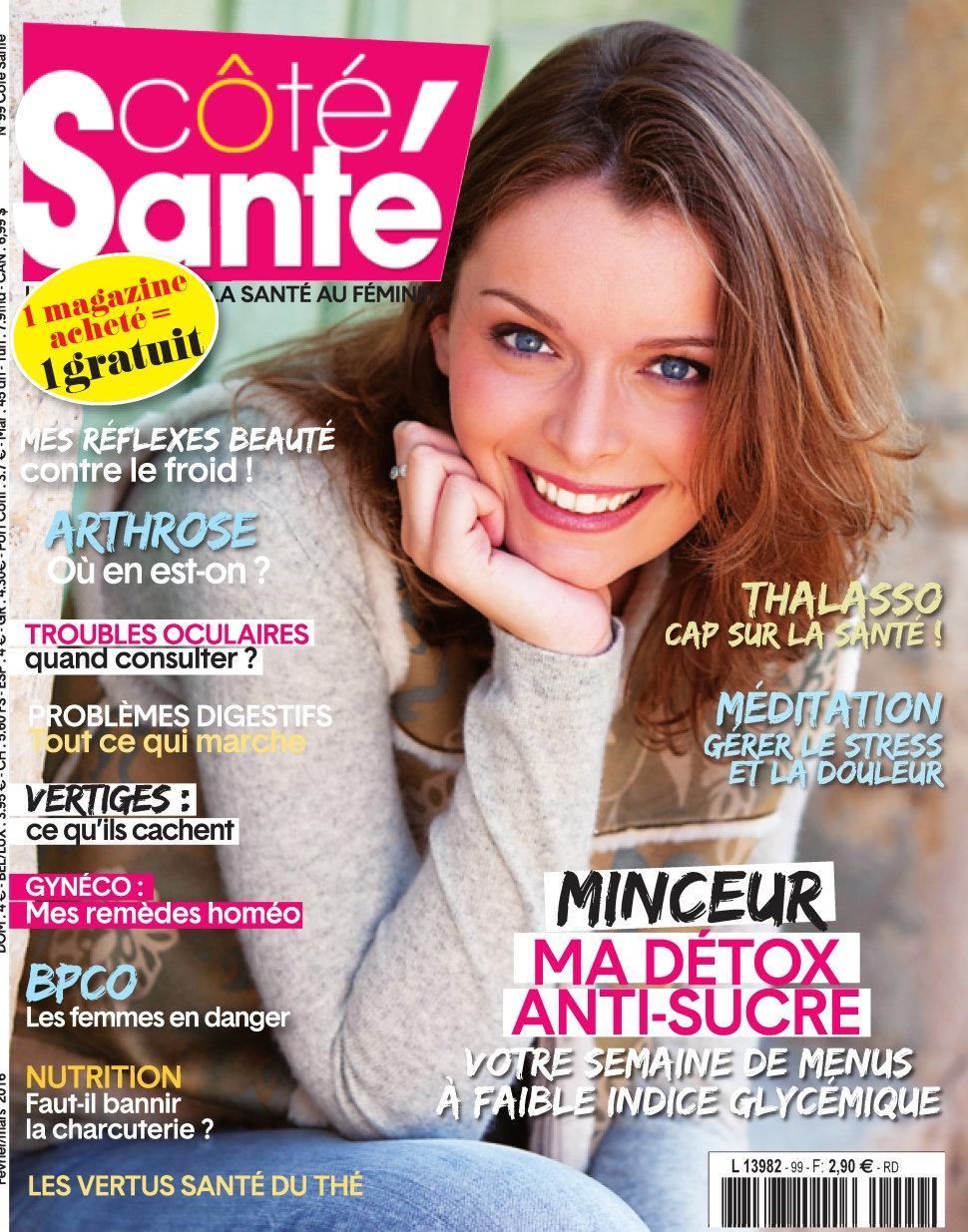 Côté Santé N°99 – Fevrie-Mars 2016