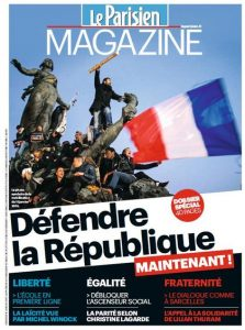 Le Parisien Magazine Du Vendredi 16 Janvier 2015