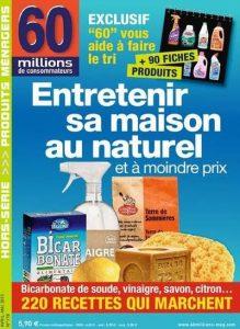 60 Millions De Consommateurs Hors Série N°178 - Avril-Mai 2015