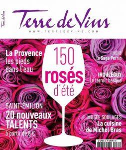 Terre De Vins N°30 - Juillet/Août 2014