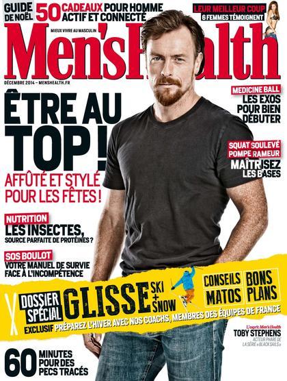 Men's Health N°70 – Decembre 2014