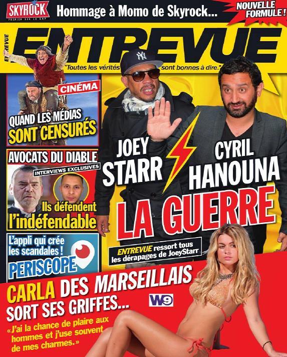 Entrevue N°285 – Mai 2016