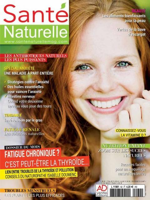 Santé Naturelle N°62 – Mars-Avril 2018