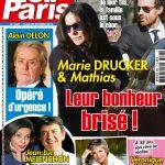 Ici Paris N°3667 Du 14 au 20 Octobre 2015