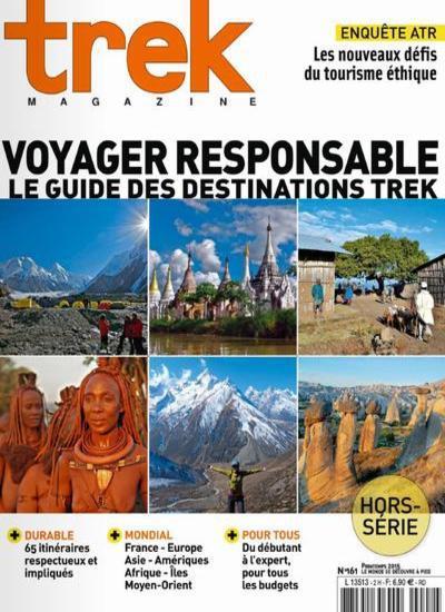 Trek Magazine Hors Série N°2 – Printemps 2015