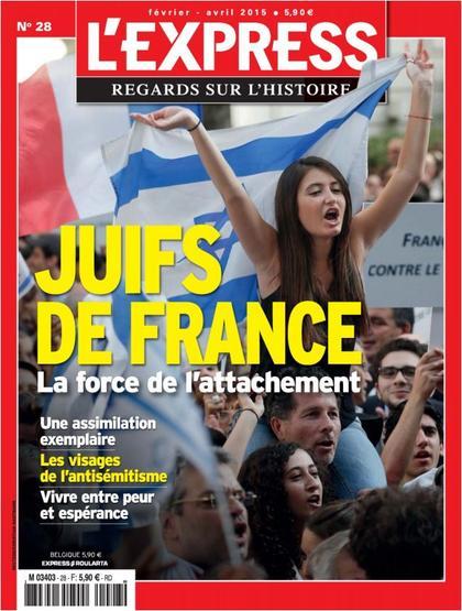 L'Express Histoire N°28 – Février-Mars 2015