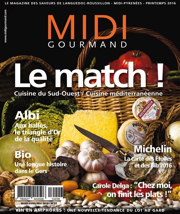 Midi Gourmand N°22 – Printemps 2016