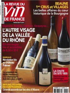 La Revue Du Vin de France N°589 - Mars 2015