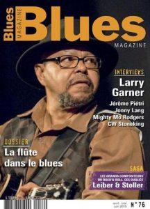 Blues Magazine N°76 - Avril-Juin 2015
