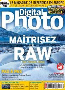 Digital Photo Magazine N°8 - Decembre 2014-Janvier 2015